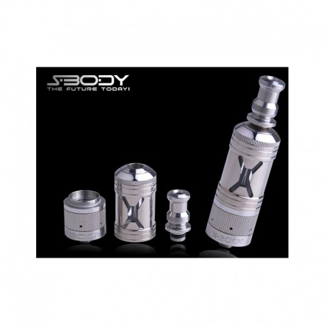 S-Body X-Rock dripper RDA