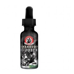 Starbuzz E-juice Black mint