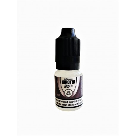 Booster nicotine 20 mg - inSmoke
