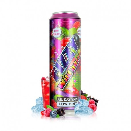Mohawk & Co - Fizzy Wild Berries, 55ml