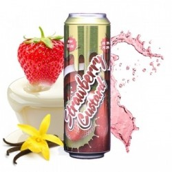 Mohawk & Co -  Strawberry Custard, 55ml