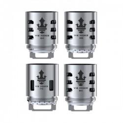 3 x tête évaporateur SMOK TFV12 Prince-M4 0,17 ohms