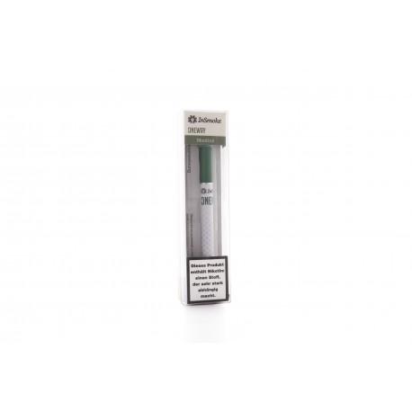 InSmoke OneWay Menthol 15 mg de nicotine