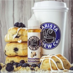 Barista Cinnamon Glazed Blueberry Scone 50ml