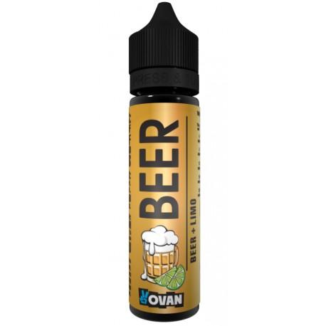 E-liquide Beer Limo , 50ml '' Shortfill '' VOVAN