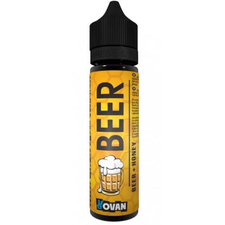 E-Liquid Beer Honig, 50ml ''Shortfill'' VOVAN