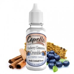Capella Aroma Blueberry Cinnamon Crumble