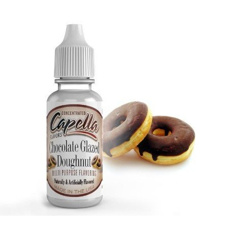 Capella Aroma Chocolate Glazed Doughnut