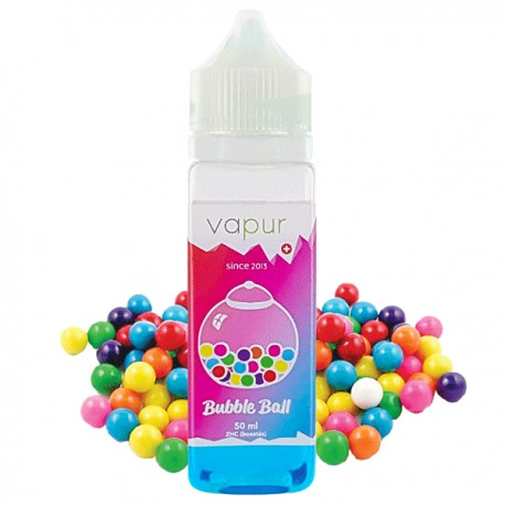 VAPUR - BUBBLE BALL 50ML