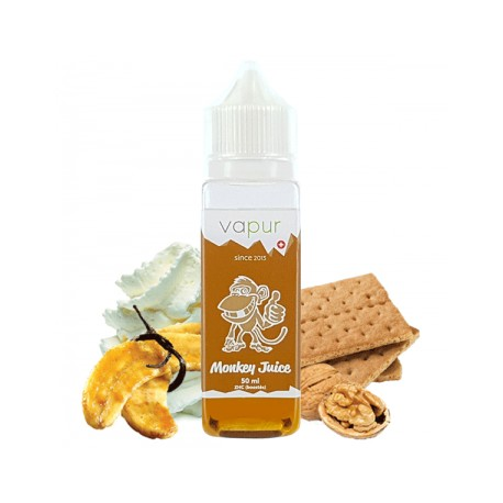 VAPUR - MONKEY JUICE 50ML
