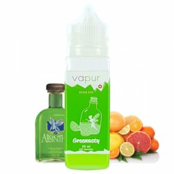 VAPUR - GREENASTY 50ML