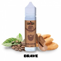 E-LIQUIDE BRAVE - SHORTFILL FORMAT - CLASSIC WANTED - VDLV | 50ML (DLUO expired)