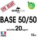 BOOSTER Nicotine 20MG (50%PG / 50%VG) - EXTRAPURE  10ML
