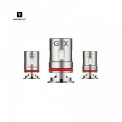 RÉSISTANCES GTX (TARGET PM80) - VAPORESSO | PACK X5