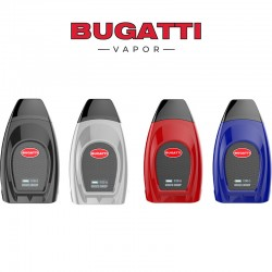 KIT POD ELITE - BUGATTI VAPOR