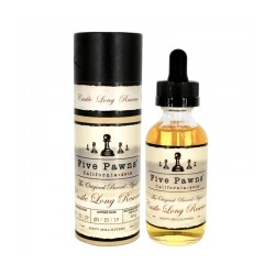 E-LIQUIDE CASTLE LONG RESERVE - SHORTFILL FORMAT - FIVE PAWNS - 50ML