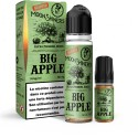 E-LIQUIDE BIG APPLE - SHORTFILL FORMAT - MOONSHINERS - 60ML