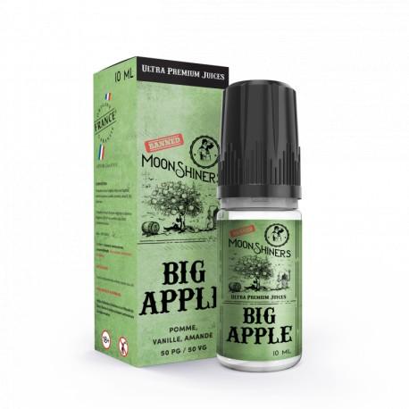 E-LIQUIDE BIG APPLE - MOONSHINERS - 10ML