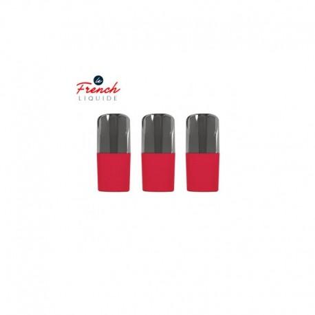 RED DINGUE - KODDOPOD - LE FRENCH LIQUIDE - 3 X PODS