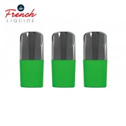 GREEN STORM - KODDOPOD - LE FRENCH LIQUIDE - 3 X PODS