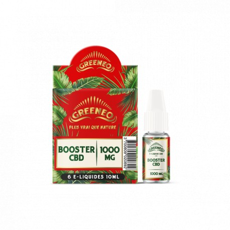 Booster CBD - Greeneo