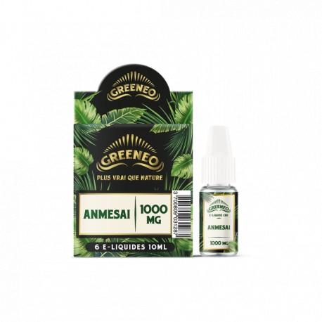 E-liquide Amnesai CBD - Greeneo - 1000 mg