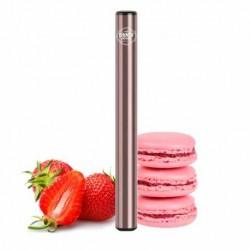 Vape Pen 20mg - Strawberry Macaroon - Dinner Lady