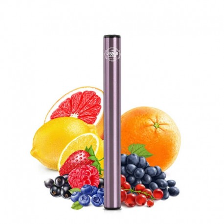 Vape Pen 20mg - Fruit Mix - Dinner Lady