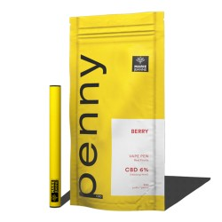 Penny Berry 6% -  Vapepen - Marie Jeanne