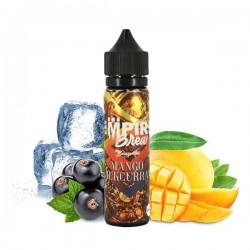 Mango Blackcurrant  50ml (DLUO Expired) - Empire Brew
