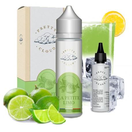 Petit Nuage - La Petite Limo 60 ml ( DLUO dépassé )