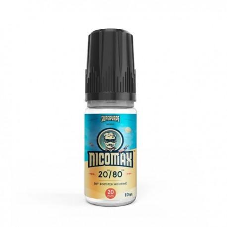 Booster nicotine Nicomax 20mg  20 PG/80 VG - Supervape